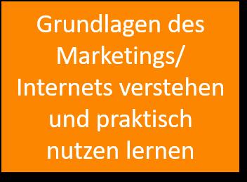 Onlinemarketing praktisch nutzen lernen
